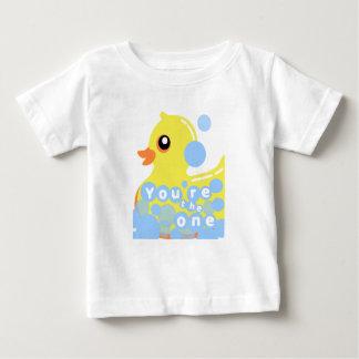 Rubber Ducky Baby/Toddler T-Shirt