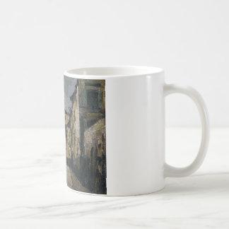 Rue des Saules. Montmartre by Paul Cezanne Coffee Mug