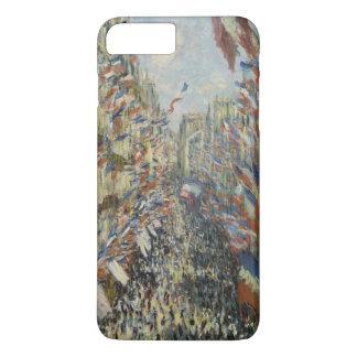 Rue Montorgueil in Paris by Claude Monet iPhone 8 Plus/7 Plus Case