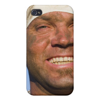 Rugby hooligan iPhone 4 covers