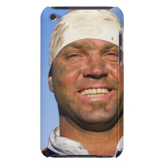 Rugby hooligan iPod touch Case-Mate case