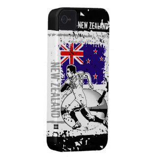 Rugby New Zealand Own iPhone 4 Case-Mate ID Case iPhone 4 Cases