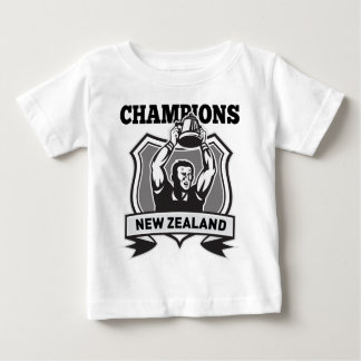 Rugby Player  New Zealand Champions T Shirt