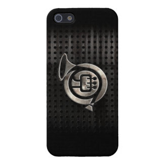 Rugged French Horn iPhone 5 Cover