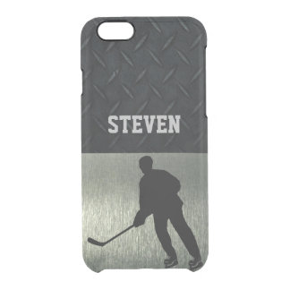 Rugged Hockey Sports Phone Case