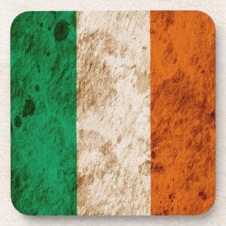 Rugged Irish Flag Coaster