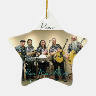 Rum River Blend 2010 Christmas Ornament