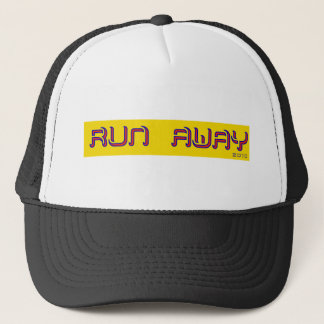 Run Away Trucker Hat
