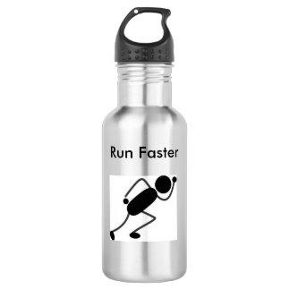 Run Faster Water Bottle 532 Ml Water Bottle