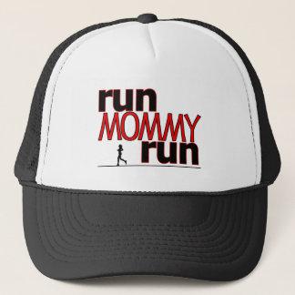 Run Mommy Run Trucker Hat
