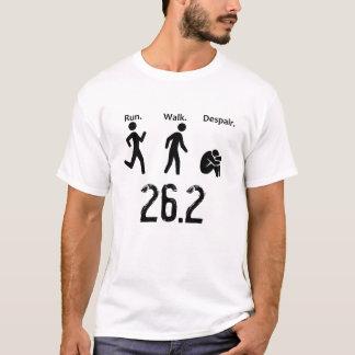 Run. Walk. Despair. Marathon T-Shirt