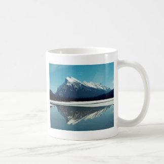 Rundle Mountain, Banff Coffee Mug
