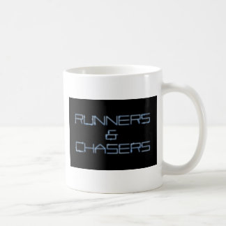 Runners and chasers PNG Mugs
