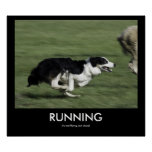 RUNNING demotivational poster