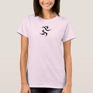 running Girl - customizable T-Shirt