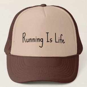 2e7a349de05d47 Trail Running Baseball Caps & Trucker Hats   Zazzle.co.nz