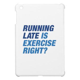 Running Late iPad Mini Cover