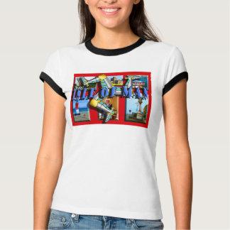 Running The Isle T-Shirt