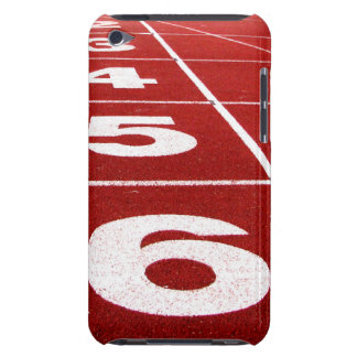 Running track barely there iPod case