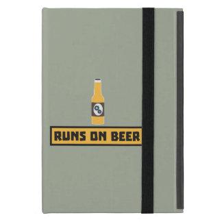Runs on Beer Zmk10 iPad Mini Cover