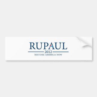 RuPaul 2012 Bumper Sticker