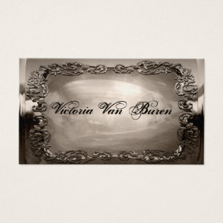 Rupert Gladmoore Elegant Pearl 2.0 Business Card