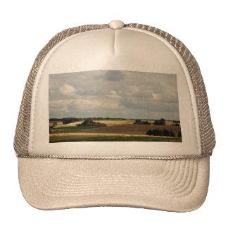 Rural landscape cap