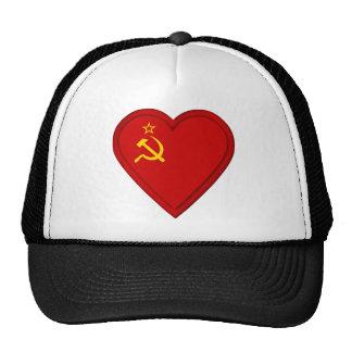 Russia Soviet union flag Cap