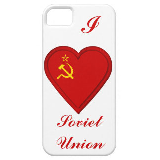 Russia Soviet union flag iPhone 5 Covers