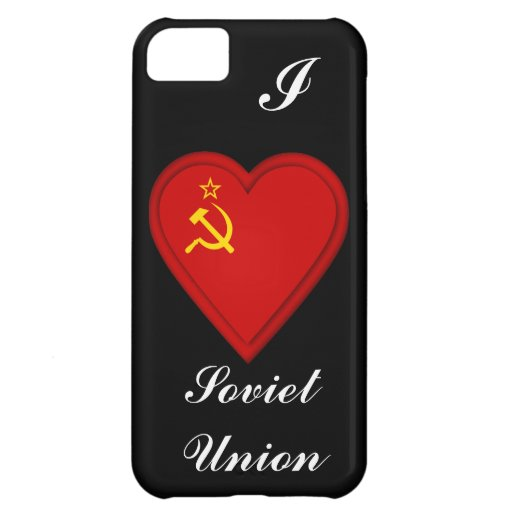 Russia Soviet union flag iPhone 5C Cover