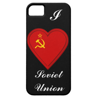 Russia Soviet union flag iPhone 5 Cover