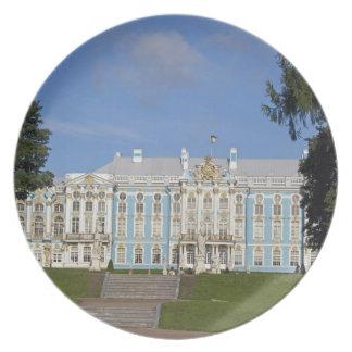 Russia, St. Petersburg, Catherine's Palace (aka 9 Plate