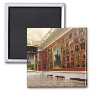 Russia, St. Petersburg, The Hermitage (aka 5 Square Magnet
