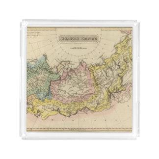 Russian Empire 2 Acrylic Tray