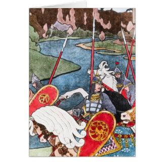 Russian Folklore Notecard