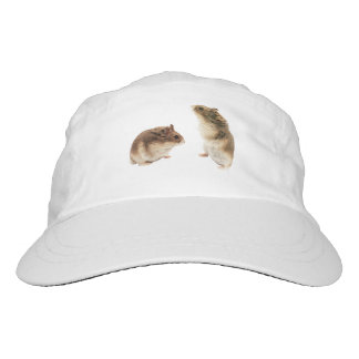 Russian Hamsters Custom Woven Performance Hat