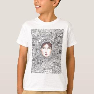 russian woman T-Shirt