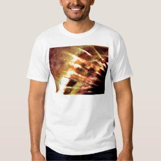 Rust Weed Tee Shirt