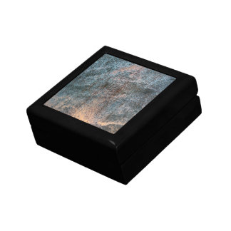 Rusted Iron Texture Pattern 1 Gift Box