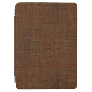 Rustic Bamboo Wood Grain Texture Look iPad Air Cover