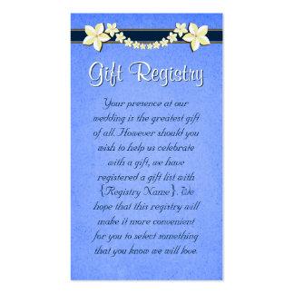 Wedding Gift List Nz : Elegant Floral Rustic Business Card Templates, 276 Elegant Floral ...