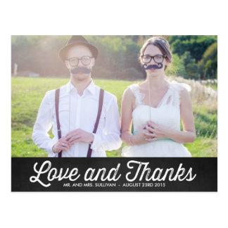 Photo Wedding Thank you