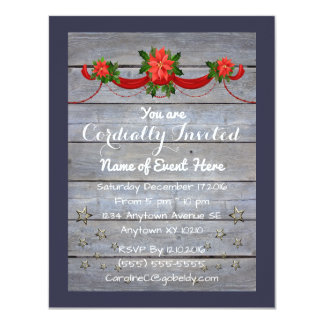 Rustic Elegance, Event Invitation