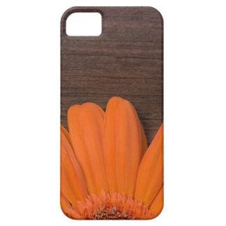 Rustic Orange Daisy iPhone 5 Case-Mate