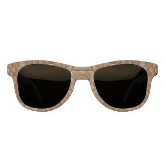 Rustic Scales Midnight Mirror Sunglasses