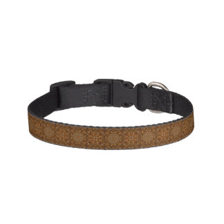 Rustic Scales  Tiled Dog Collars