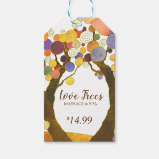 Rustic Trees Business Price Tag