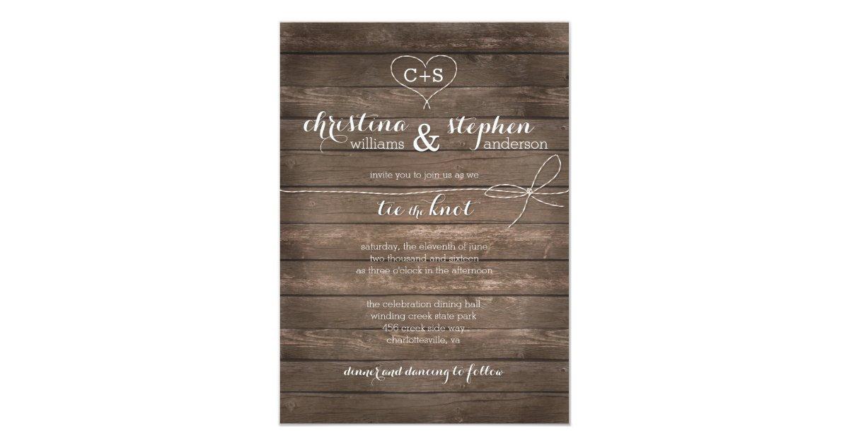 wooden wedding invitations nz - 28 images - wood wedding invitations ...