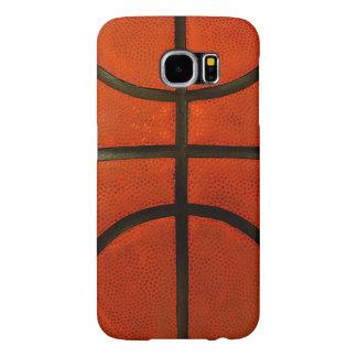 Rustic Worn Basketball Samsung Galaxy S6 Cases