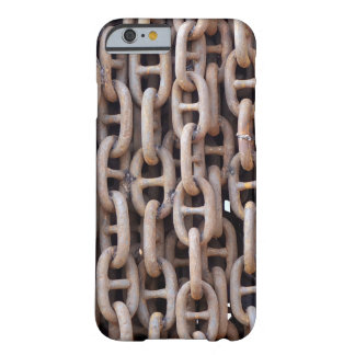 Rusty Iron Chains Barely There iPhone 6 Case